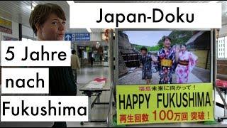 Japan nach Fukushima. Unabhängige Doku. Vom Sperrgebiet über Tokio nach Hiroshima.