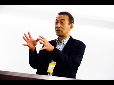 On the Predicament of the Borderland Imagination by Prof. Koichi Iwabuchi, Monash Univeristy