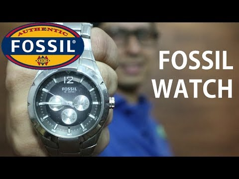 Fossil Watches | History | Top 3 Budget Men's Fossil Watches (Hindi)