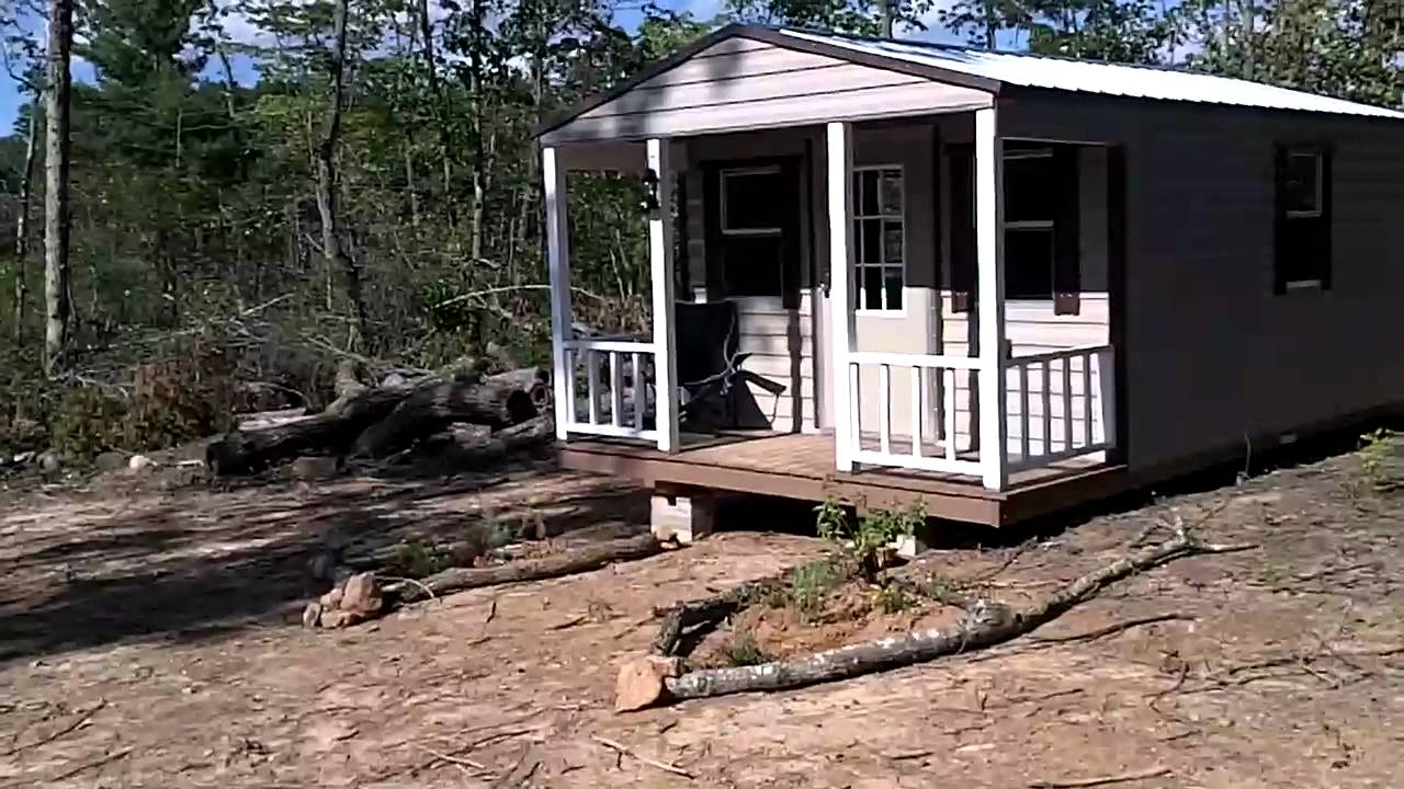 Tiny house off the grid and self sufficient tiny homes are a mortgage free solution youtube - The off grid tiny house ...