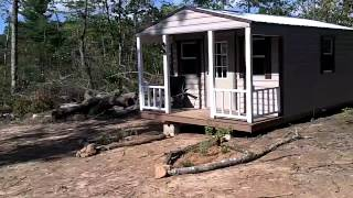 Tiny House - Off The Grid And Self Sufficient - Tiny Homes Are A Mortgage Free Solution!!