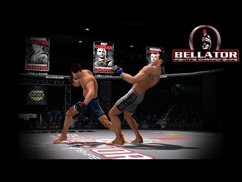 Check Out This Bellator MMA Video Game - Is It Any Good?