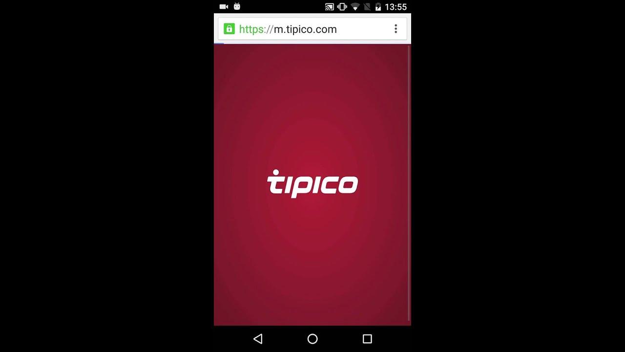 Tipico Deutschland App