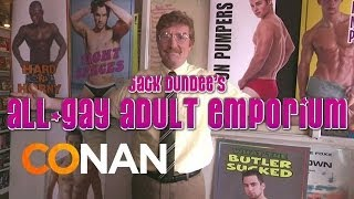 Jack Dundee's All-Gay Straight-Only Adult Emporium