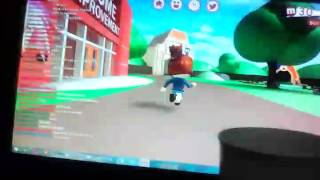 I played Roblox for the first time
