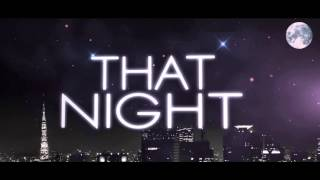 LIVIN R Feat MIKE DIAMONDZ vs ZEFF - That Night (Lyric Video)