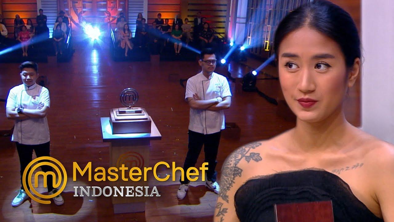 MASTERCHEF INDONESIA - Moment Paling Menegangkan Untuk Kedua Grand Finalis   FINAL