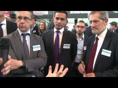 Visite Vitrine Technologique du Forum 5i 2016 - Grenoble