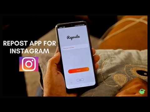 How To Use Repost App For Instagram | How To Repost On Instagram