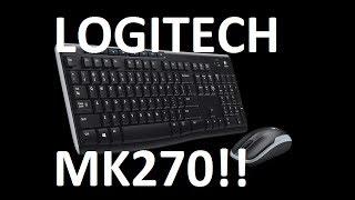 Logitech MK270 Review