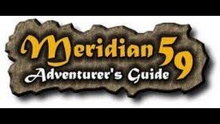 Let´s Show Meridian 59 Part 1 of 5 [Deutsch] [HD]