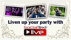 Best Wedding Hashtag Live Jacksonville - Y? Entertainment - Jacksonville Wedding DJs