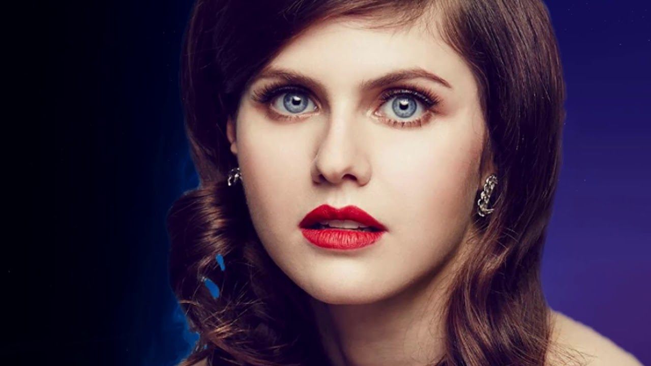 Most Beautiful Eyes Of Alexandra Daddario