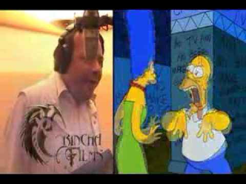 Humberto Velez = Homero Simpson