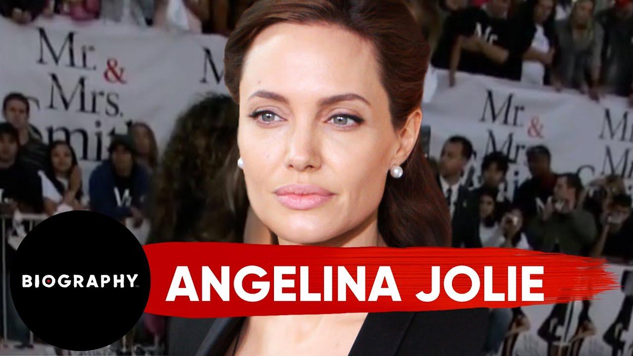 Angelina Jolie Film Actress Activist Mini Bio Bio