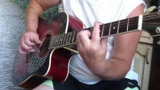 Ленинград-В Питере пить (fingerstyle guitar cover)
