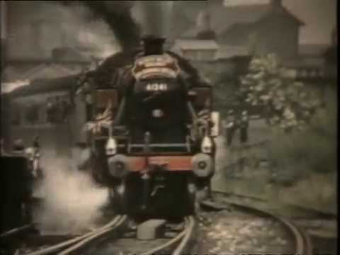 Railway Adventures Across Europe  Silence of the Iron Horse PRUSSIAN