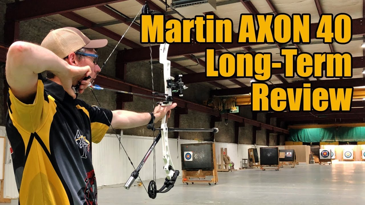 Martin AXON 40 Target Bow Review
