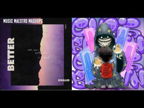 Better/Undecided [Mashup] - Khalid & Chris Brown