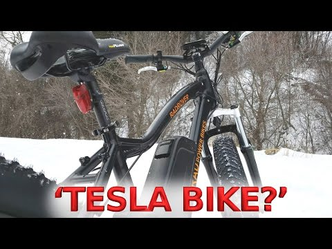 The \'Tesla\' of Mountain Bikes?