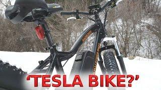 The 'Tesla' of Mountain Bikes?