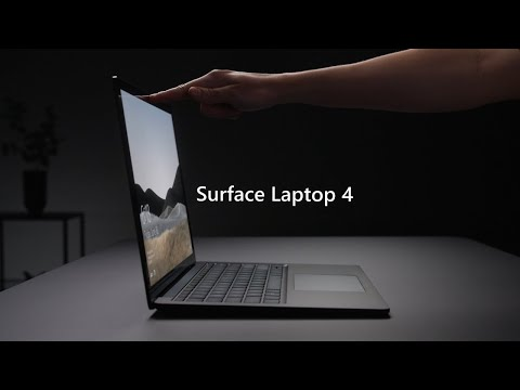 Introducing Microsoft Surface Laptop 4