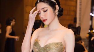 Siêu hot: Elly Trần bất ngờ ngất xỉu trên thảm đỏ Ngôi Sao Của Năm nên lập tức rời khỏi sự kiện