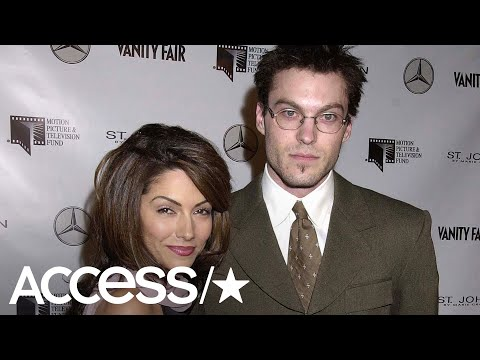 Vanessa Marcil Claims Ex Brian Austin Green Has 'Completely Cut' Their Son Out Of His Life | Access