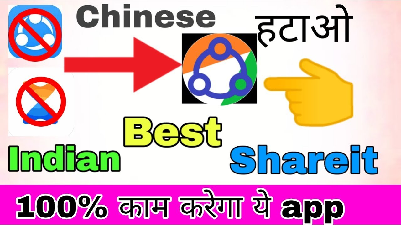 Best Indian Shareit App 2020 | Alternative Of Shareit & Xender App | Jio Switch | Files By Google