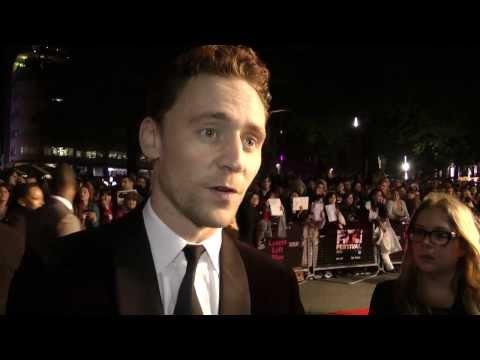 Tom Hiddleston Interview - Only Lovers Left Alive LFF Premiere 2013
