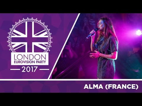 Alma - Requiem (France) | LIVE | 2017 London Eurovision Party