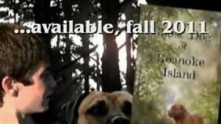 Ghost Dog of Roanoke Island - MG Fiction by C.K. Volnek.WMV