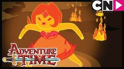 Adventure Time | Best of Flame Princess | Cartoon Network