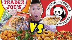 Chinese Food Better at Panda Express or Trader Joes? || Life After College: Ep. 615