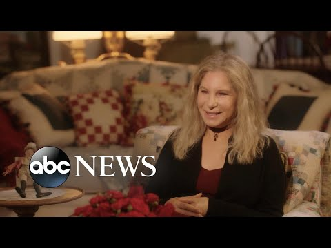 Barbra Streisand opens up about her new album Mp3