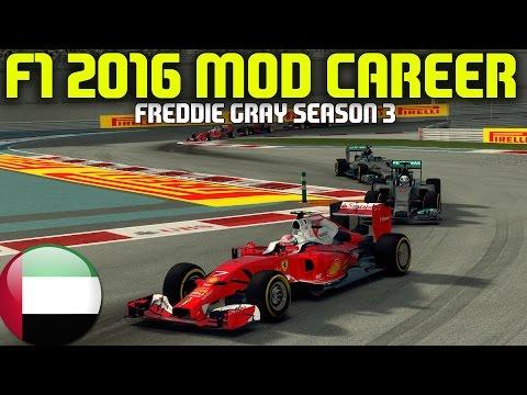 F1 2016 Abu Dhabi Grand Prix   Freddie Gray Career FINALE (F1 2014 Game)