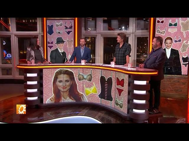 'Marlies Dekkers heeft (bh-)banden over de hele we - RTL BOULEVARD