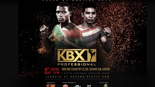 KBX Pro Highlights On Fight Night