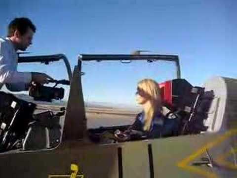 Hollywood Top Gun Filming (L-39 Jet) Los Angeles, California