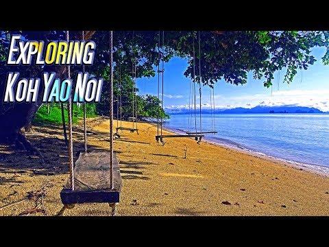 Koh Yao Noi island exploring