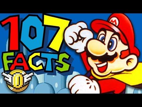 107 Super Mario World Facts - Super Coin Crew