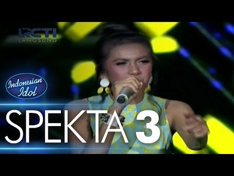 WITHNEY - FIREWORK (Katy Perry) - SPEKTA 3 - Indonesian Idol 2018