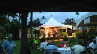 Makaha Sons. Waimea Plantation Cottages, Kauai