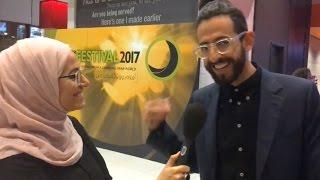 حفل ختام مهرجان بي بي سي عربي للأفلام