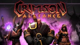 CRIMSON ALLIANCE - GAMEPLAY XBOX 360 HD