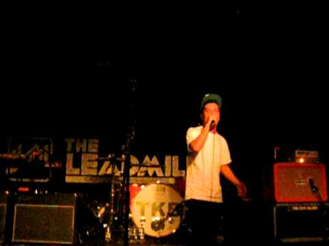The King Blues 5 Bottles of Shampoo Live at The Leadmill Sheffield