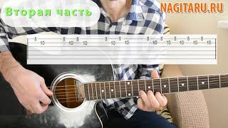 Гитаристам-новичкам:  мелодия - Реквием по мечте. Разбор соло