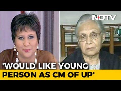 Akhilesh Yadav Better For Chief Minister Than Me: Sheila Dikshit To NDTV