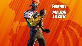 MUST WATCH RIGHT NOW!! FORTNITE (Major Lazer GIVEAWAY) LIVE AT 4PM UK TIME LINK DOWN