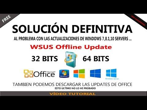 Error Windows Update solucionado | MasVideos